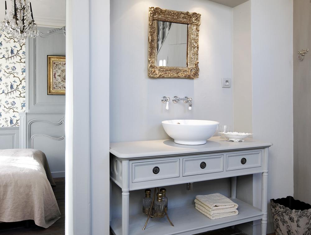 Salle de bain Maison de vacances La Tour | Bedandbruges